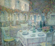 Завтрак, 1913 - Сиданэ, Анри Эжен Огюстен Ле