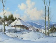 Зимний день в Эллербахе - Хауптман, Карл