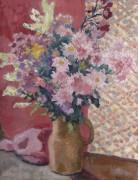 Цветы в вазе - Вальта, Луи