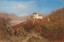 Пейзаж в Больцано - Тотт, Алоис