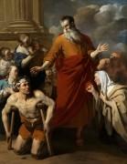 Апостол Павел, исцеляющий хромого в Листре - Дюжарден, Карел