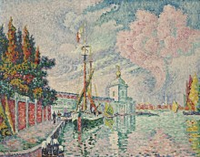 Догана, Венеция, 1923 - Синьяк, Поль