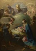 Рождество с Богом Отцом и Святым Духом - Питтони, Джованни Баттиста