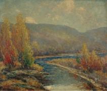 Осень на Делавер -  Ятс, Каллен
