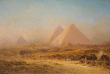 Пирамиды в Гизе - Фидлер, Бернхард