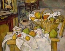 Кухонный стол - Сезанн, Поль