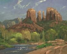 Скалы Седона, Аризона - Кинкейд, Томас