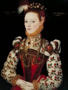 Портрет дамы в возрасте 21 года (возможно Хелена Снакенборг)