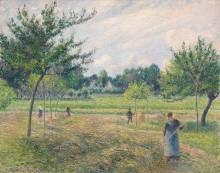 Сенокос, 1902 - Писсарро, Камиль