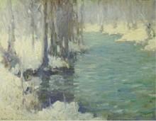 Ручей с мельницы, 1916 - Грейсен, Эдмунд Уильям