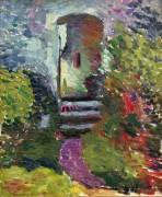 Дверь в старую мельницу - Матисс, Анри