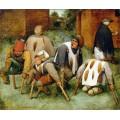 Калеки - Брейгель, Питер (Старший)