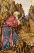 Рука Господа была на мне. Он вывел меня Духом Господа и поставил посреди долины; она была полна костей (Иезекииля 37) - Стенхоуп, Джон Роддэм Спенсер
