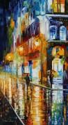 Дождь в городе - Афремов, Леонид (20 век)