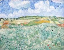 Равнина близ Овера, 1890 - Гог, Винсент ван