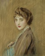 Портрет женщины - Эллё, Поль-Сезар