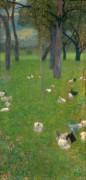 После дождя - Климт, Густав