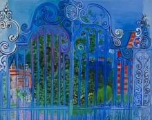 Садовые ворота - Дюфи, Рауль