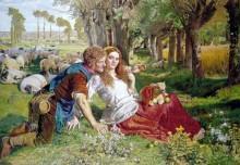 Притча о наемном пастухе - Хант, Уильям Холман