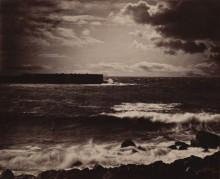 Большая волна - Ле Грей, Густав