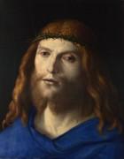 Христос увенчан терновым венком - Конельяно, Чима да