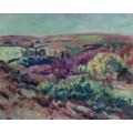 Пейзаж - Вид с моста Чарроуд, 1915 - Гийомен, Арманд