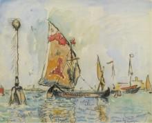 Венеция, Кьоджа, 1904 - Синьяк, Поль