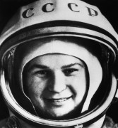 Валентина Терешкова, первая женщина-космонавт