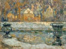 Бассейн Нептуна в Версале, 1912-20 - Сиданэ, Анри Эжен Огюстен Ле