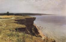 У берегов Финского залива (Удриас близ Нарвы), 1889 - Шишкин, Иван Иванович