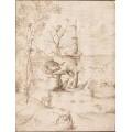 Человек-дерево - Босх, Иероним (Ерун Антонисон ван Акен)