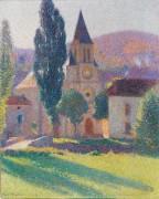 Церковь в Лабастид-дю-Вер - Мартен, Анри Жан Гийом