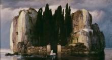 Остров мертвых, 1886 - Бёклин, Арнольд