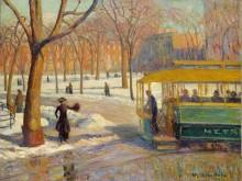 Зеленый трамвай - Глакенс, Уильям