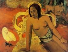Ваирумати,  1897 - Гоген, Поль