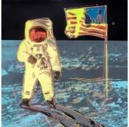 Прогулка на луне - Уорхол, Энди