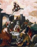 Поклонение пастухов - Греко, Эль