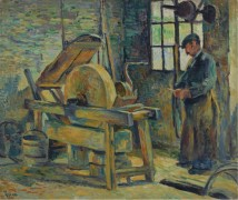 Точильщик, 1907 - Люс, Максимильен