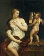 Венера и Купидон -  Рубенс, Питер Пауль