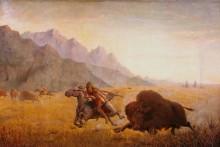 Охота на буйволов - Истман, Сет