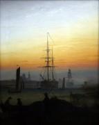 Гавань, 1818-1820 - Фридрих, Каспар Давид
