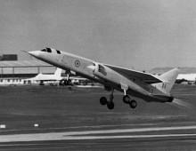 Первый полет BAC TSR.2