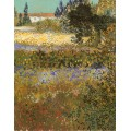 Сад с цветами - Гог, Винсент ван