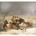 Зима, 1785 - Гойя, Франсиско Хосе де