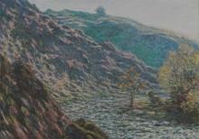 Старое дерево, 1889 - Моне, Клод