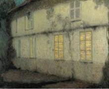 С закрытыми ставнями, Герберой, 1933 - Сиданэ, Анри Эжен Огюстен Ле