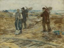 Трое железнодорожников - Рафаэлли, Жан Франсуа