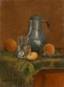 Натюрморт с персиками - Матисс, Анри
