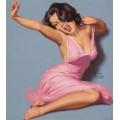 Женщина в розовом платье - Моран, Эрл