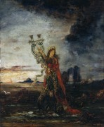 Древнегреческий поэт Арион - Моро, Гюстав